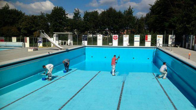 Zwembad de kleine oase - Leimuiden