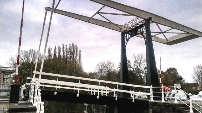Sluisbrug - Weesp